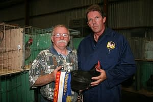 Korumburra Show - poultry winner