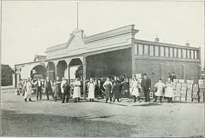 Korumburra Butter Factory 1920s