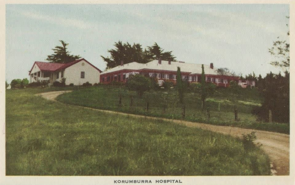 Historic Korumburra Hospital