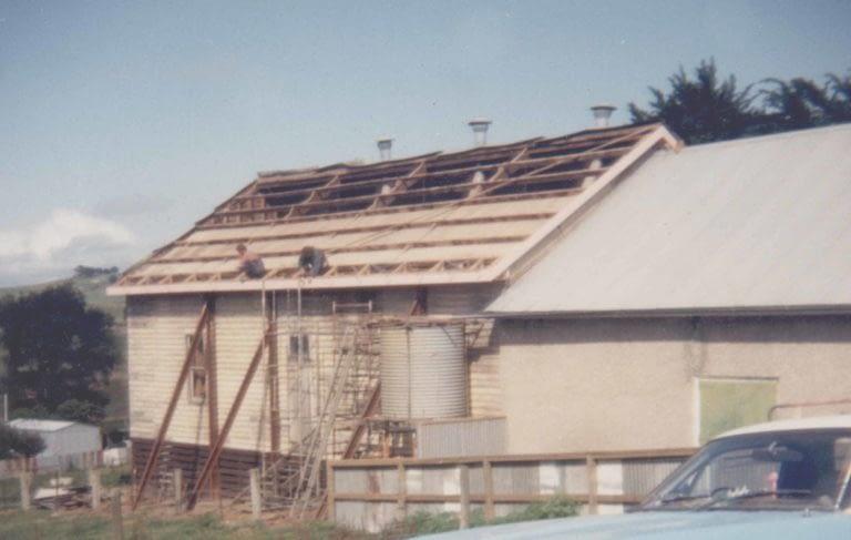 construction of old Jumbunna Hall 768x487 1