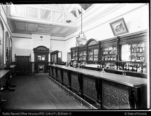 Bar-in-Korumburra-Station