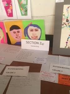 Korumburra Show 2017 - art