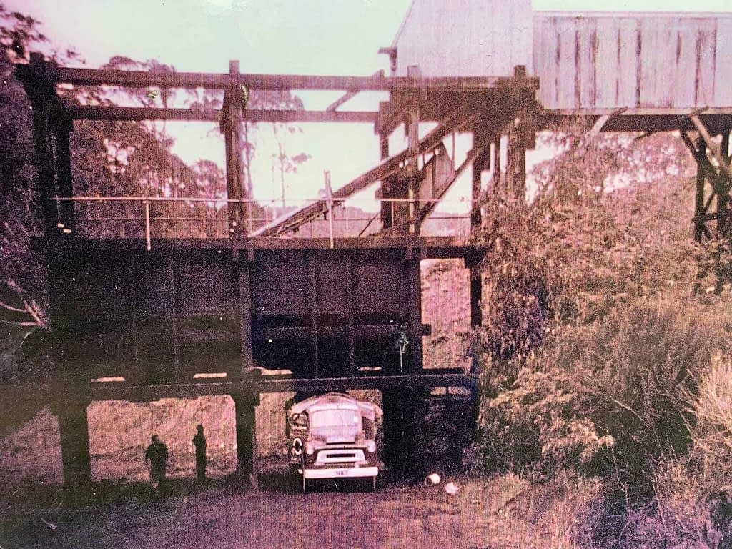 coal processing historic korumburra