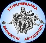 Korumburra Badminton Logo