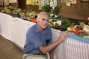Korumburra Show - vegetables
