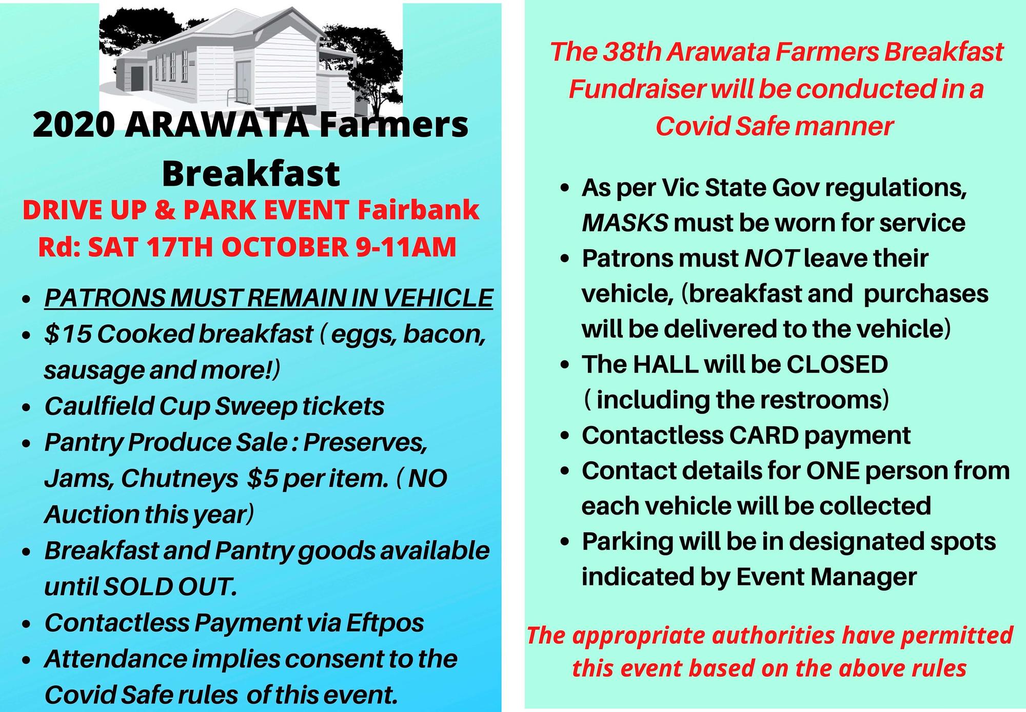 Arawat Breakfast scaled
